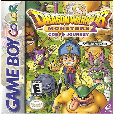 Dragon Warrior Monsters 2 Cobi's Journey (GBC)