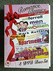 Romance classics collection. Men seeking women; Apartment 12; Going shopping