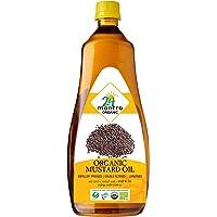 24 Mantra Organic – Pressed Mustard Oil, 1L
