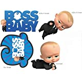Partysanthe Boss Baby Theme (Card Stock Cut Out 04)