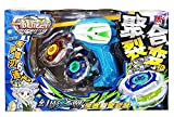 #6: Mayatra's High Speed Beyblade Spinning Toy with 2 Metal Tops & Launcher with Incredible Finish