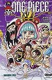 Je Serai Toujours à tes Côtés : One Piece. 74 | Oda, Eiichiro (1975-....). Auteur