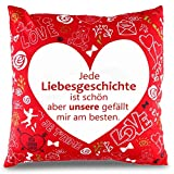 Valentinstag Kissen & Kissenbezug – Sofakissen