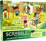 Mattel Games Scrabble Aprende inglés, juego de mesa (Mattel GGB31)