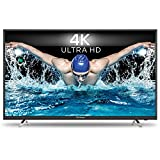 "Strong SRT 55UA6203 4K Ultra HD LED Smart-TV - Téléviseur, 139cm, 43"", 3840x2160 Pixels (4K UHD, Netflix, Youtube) noir"