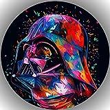 Fondant Tortenaufleger Tortenbild Geburtstag Star Wars T32