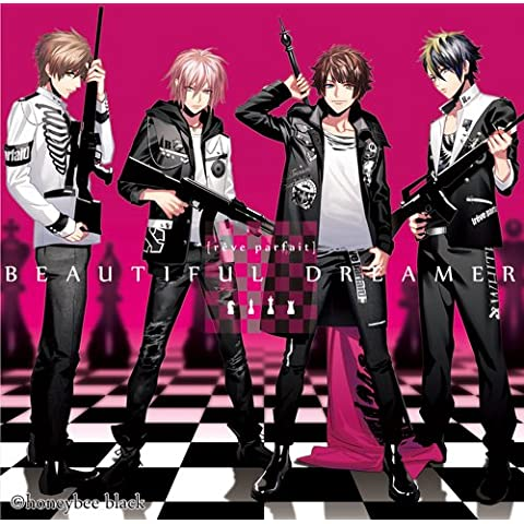 [Reve Parfait] - Dynamic Chord [Reve Parfait] Mini Album [Japan CD] HO-310