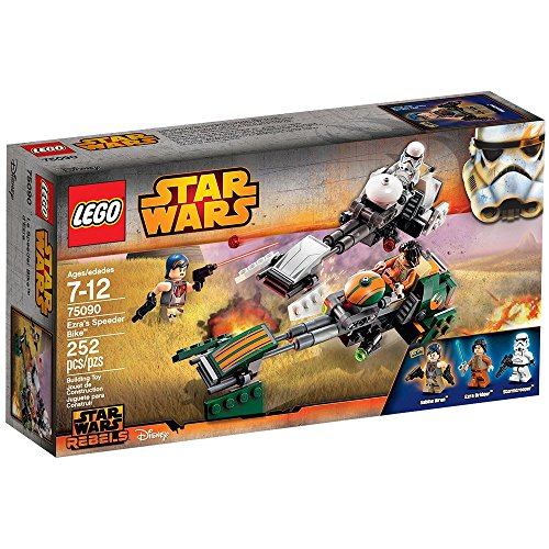 LEGO® Star Warstm - 75090 - Jeu De Construction - Ezra's Speedor...