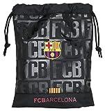 Futbol Club Barcelona - Saquito merienda color negro (Safta 811725237)