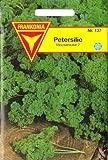 Petersilie, Mooskrause 2, Samen für ca. 5 lfm