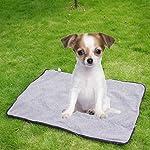 ThinkPet Multi-function Potable Waterproof Car Seat Protector Blanket for Pet,Best Choice for Outdoor Indoor Activities… 12
