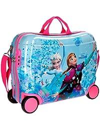 f5a965d0b Disney Frozen 4199961 Equipaje infantil, Maleta 50 Centímetros, 34 Litros,…