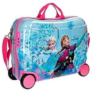 Disney Frozen Children's Luggage, 20 Inches, 34 liters, Multicolour, Elsa