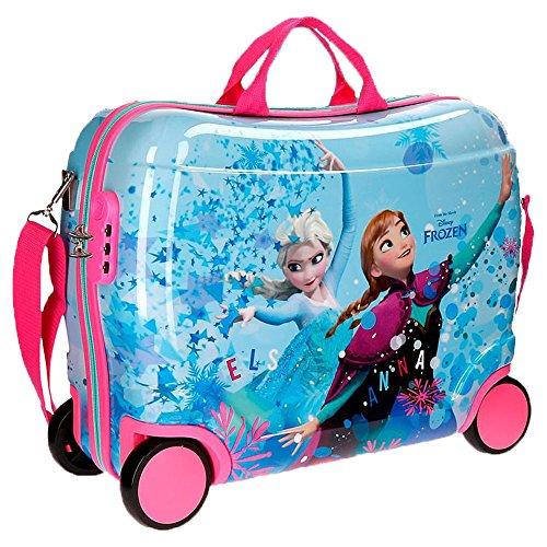 Disney Die Eiskönigin 4199961 Kindergepäck, 50 Zentimeter, 34 liters, Mehrfarbig