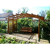 Amazon.es: pergolas: Jardín