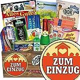 Zum Einzug | Spezialitäten Set | Geschenk Idee | Zum Einzug | DDR Produkte | Geschenk zum Einzug Familie | INKL DDR Kochbuch