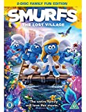 Smurfs - The Lost Village: Family Fun Edition [DVD] [2017]