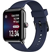 """Noise ColorFit Pro 3 Assist Smart Watch with Alexa Built-in, 24*7 Spo2 Monitoring, 1.55"""" HD TruView Display, Stress…"""
