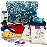 BOXX Doggy-Boxx (13 Teile) Geschenkbox Set für Hunde und Hundeliebhaber