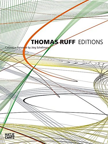 Thomas Ruff: Editions 1988-2014Catalogue Raisonné by Jörg Schellmann
