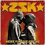 Songtexte von ZSK - Herz für die Sache