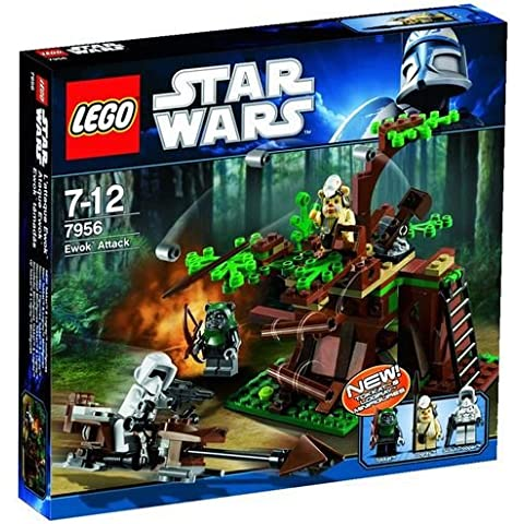 LEGO Star Wars 7956 - The Endor Battle Pack
