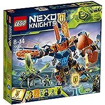 LEGO nexo Knights 72004–clays Tech de Mech, Cooles Niños juguete