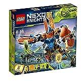 LEGO Nexo Knights 72004 - Clays Tech-Mech, Cooles Kinderspielzeug
