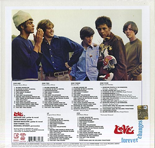 Zoom IMG-1 forever changes 7 cd