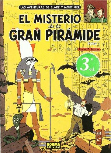 BLAKE Y MORTIMER 01. EL MISTERIO DE LA GRAN PIRÁMIDE.