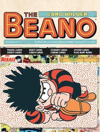 set-the-beano-dennis-the-menace-ec-kartenhulle-kartenetui-fur-fans-und-sammler-10x7-cm-inklusive-1x-