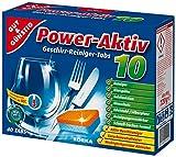 Gut & Günstig Power Aktiv Geschirr Reiniger Tabs...