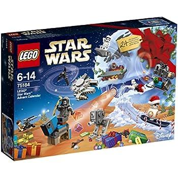 Lego 75184 - Star Wars - Jeu de construction - Calendrier de l'Avent Star Wars
