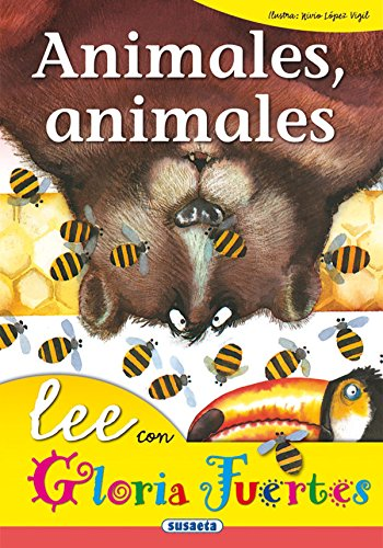 Animales, Animales. Lee Con. (Lee Con Gloria Fuertes) por Gloria Fuertes