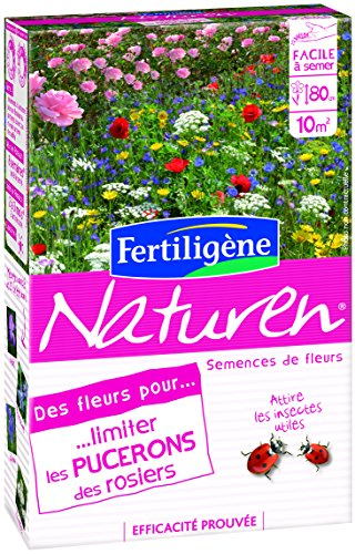 Naturen NFPUCR Limiter les Pucerons Rosiers 60 g