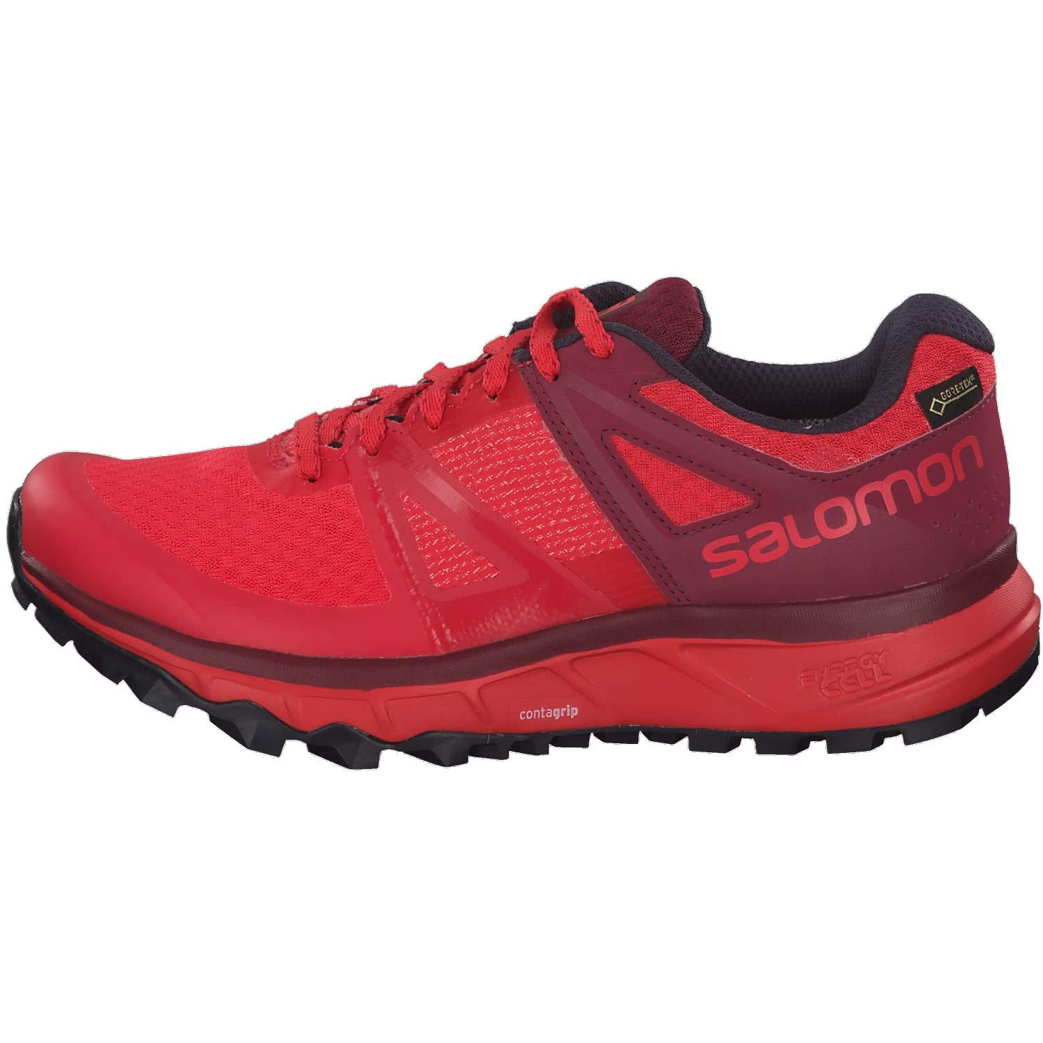 cheap for discount 39315 eade3 Salomon Damen Trailster GTX W, Trailrunning-Schuhe ...