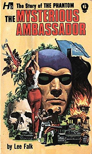 The Phantom: The Complete Avon Novels: Volume #6 The Mysterious Ambassador por Lee Falk
