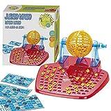 Tachan Juego Bingo Lotto Color Rojo/Amarillo/Azul CPA Toy Group 10898