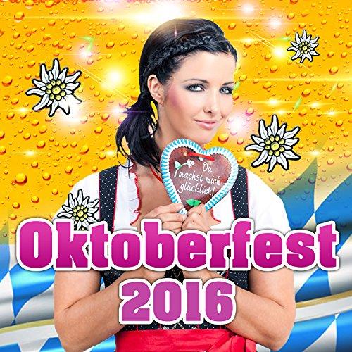 Oktoberfest 2016 - Die besten XXL Wiesn Schlager Hits in München bis zur Apres Ski Party 2017 (Bavaria Beerfest in Munich - German Beer Tent Festival Marquee Octoberfest 2018)