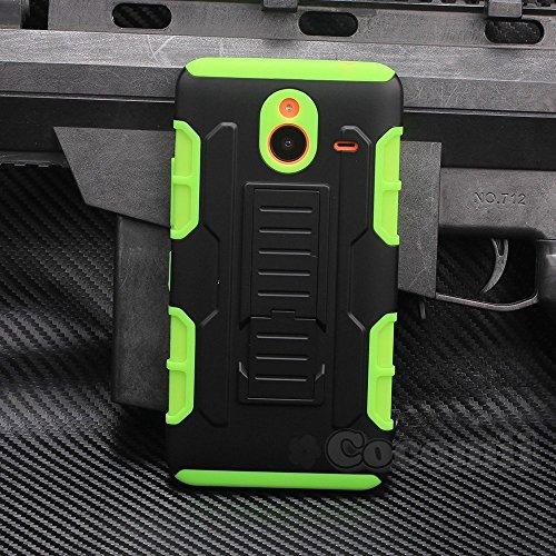 Nokia Lumia 640 XL Custodia, Cocomii® [HEAVY DUTY] Nokia Lumia