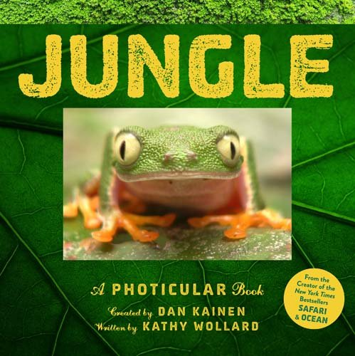 Jungle (Photicular Books) por Dan Kainen