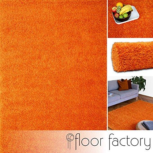 Floor factory Alfombra Moderna Colors Naranja 160x230cm