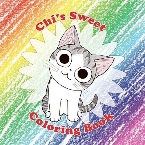 Chi's Sweet Coloring Book (Chi's Sweet Home) por Konami Kanata