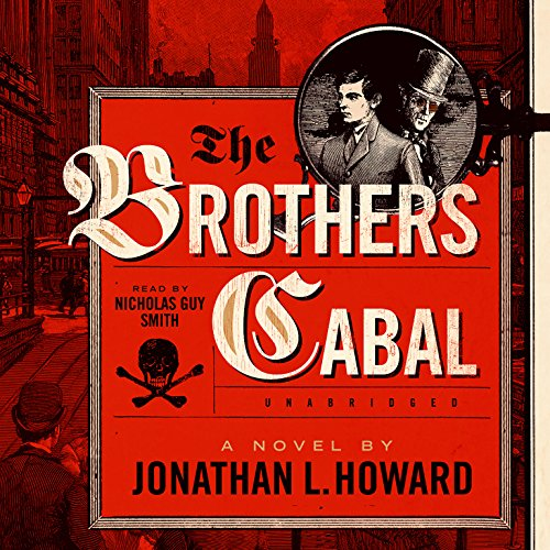 The Brothers Cabal  Audiolibri