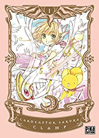 Card Captor Sakura - Deluxe, tome 1 par Clamp