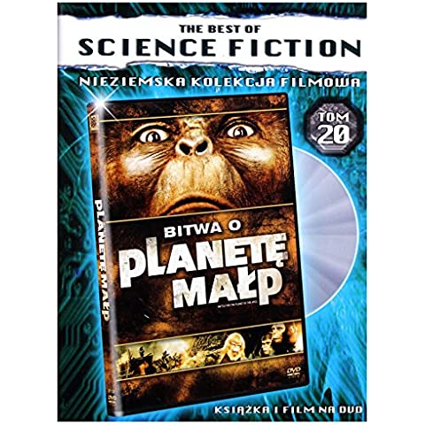 Battle for the Planet of the Apes [DVD]+