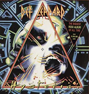 HYSTERIA (PICTURE DISC)