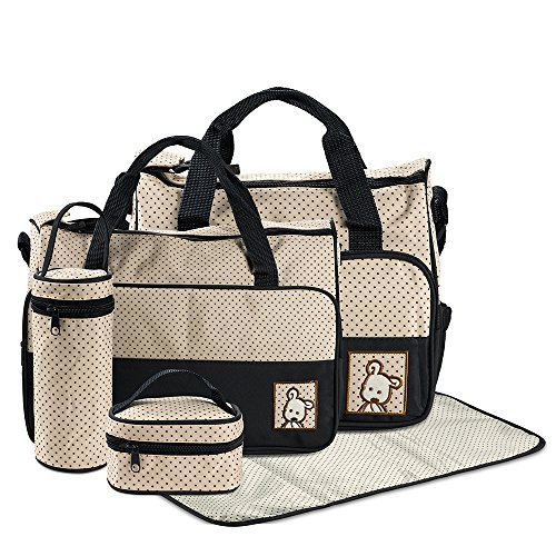 FREESOO Set 5 kits Bolsa Mama Para Bebe