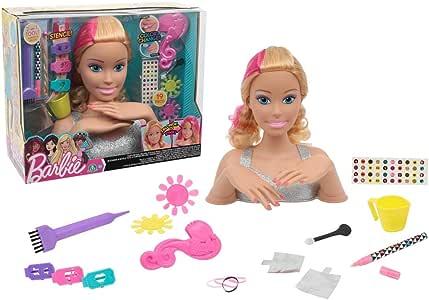 Giochi Preziosi Barbie Styling Head Magic Look per Bambini