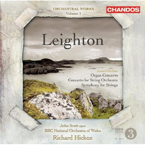 Leighton, K.: Orchestral Music, Vol. 1 - Symphony for Strings / Organ Concerto / Concerto for String Orchestra
